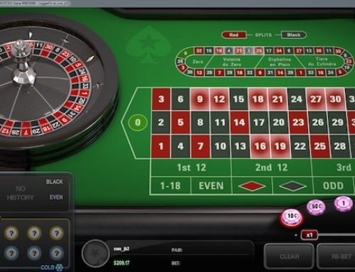 Action im PokerStars Casino