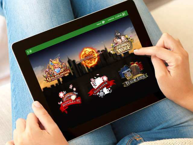Spiele Casino Apps mit Echtgeld