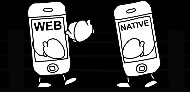Wissen: Welches ist das bessere App Nativ oder Web App? Wir Klären auf