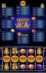 Fruits Royal